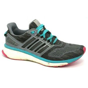 Adidas Womens Energy Boost 3 Gray Sneakers Size 7